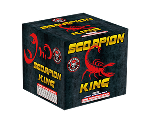 RA53649 Scorpion King 500 Gram16 shots Cake