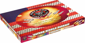 RA1130C-750 Saturn Missile Battery Color 750 Shots