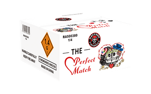 RA500380 The Perfect Match Assortment 20 shots Cake
