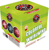 RA23001 COLORFUL WHIRLWIND 200 Gram 12 Shots Cake