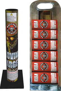 RA10601 60 Gram Large Canister Shell 12/6 Kit Moving Target