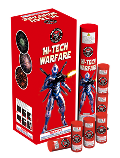 RA10602 60 Gram Large Canister Shell 12/6 Kit Hi-Tech Warfare